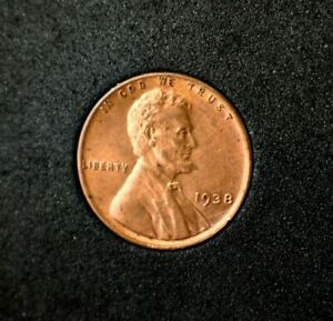 1938 LINCOLN WHEAT CENT BU COMBINED SHIPPING
