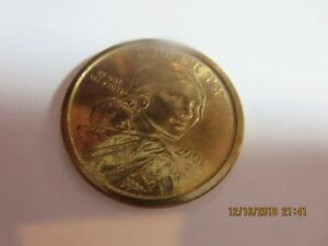 1 AMERICAN DOLLAR 2001 YEAR COLLECTABLE