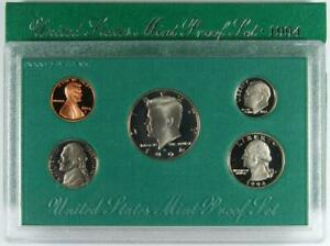 1994 S US MINT 5 COIN PROOF