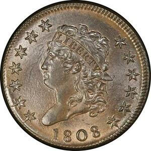 Click now to see the BUY IT NOW Price! 1808 CLASSIC HEAD CENT. SHELDON 277. RARITY 2. MINT STATE 66 PCGS EX  POGUE
