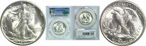 Click now to see the BUY IT NOW Price! 1933 S WALKING LIBERTY HALF DOLLAR PCGS MS 66 CAC