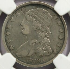 Click now to see the BUY IT NOW Price! 1838 CAPPED BUST QUARTER NGC F12 LOOKS VF