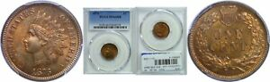 Click now to see the BUY IT NOW Price! 1876 INDIAN HEAD CENT PCGS MS 66 RB