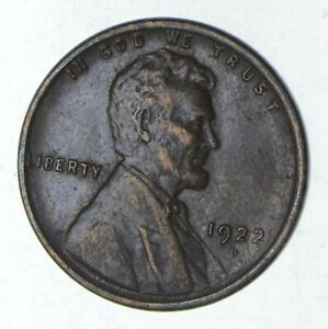 1922 D LINCOLN WHEAT CENT   CIRCULATED  9175