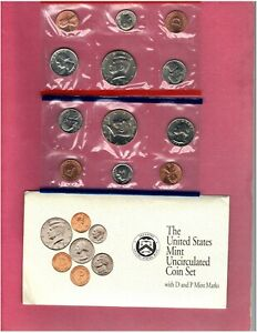 1992 U.S. MINT SET IN OGP NICE SET HERE      C1218FL