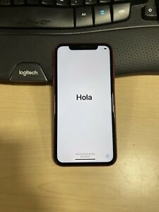 APPLE IPHONE XR  PRODUCT RED   64GB    UNLOCKED  A1984  CDMA   GSM