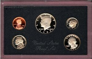 1983 S U.S. MINT PROOF SET IN OGP. NICE QUALITY DEEP CAMEO SET HERE FL780