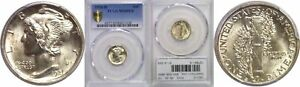 Click now to see the BUY IT NOW Price! 1921 D MERCURY DIME PCGS MS 65 FB