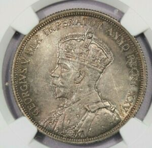 1935 CANADA S$1 NGC MS 65