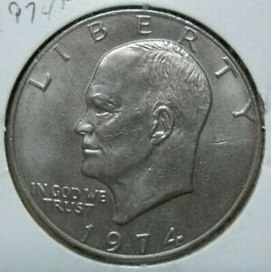 1974 EISENHOWER DOLLAR  SKU41