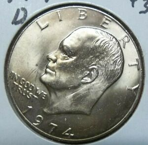 1974 D EISENHOWER DOLLAR  SKU44