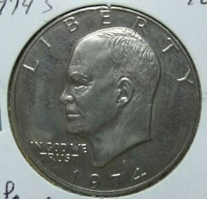 1974 S EISENHOWER DOLLAR PROOF  SKU42