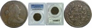 1803 LARGE CENT PCGS VF 20 SMALL DATE LARGE FRACTION