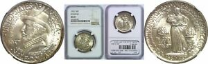 Click now to see the BUY IT NOW Price! 1937 ROANOKE SILVER COMMEMORATIVE NGC MS 67