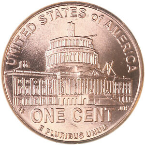2009 LINCOLN PRESIDENCY CENT 4 BU PENNY US COIN