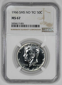 Click now to see the BUY IT NOW Price! 1966 SMS NO 'FG' KENNEDY HALF DOLLAR 50C NGC CERTIFIED MS 67 MINT UNC  001