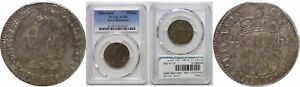 Click now to see the BUY IT NOW Price!  1659  MARYLAND LORD BALTIMORE SHILLING COLONIAL PCGS AU 50