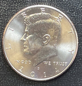 2014 D CHOICE BU  KENNEDY US HALF DOLLAR COIN  SEE COMBINED SHIPPING  FREE RULE