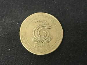 1999 AUSTRALIA INTERNATIONAL YEAR OF OLDER PERSONS   $1 DOLLAR COIN CIRCULATED