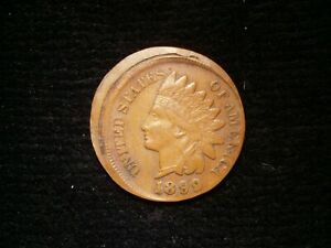 1899 INDIAN CENT OFF CENTER