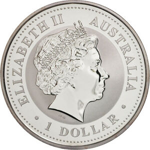 Click now to see the BUY IT NOW Price! [505408] AUSTRALIE ELIZABETH II DOLLAR 2004 PERTH FDC ARGENT KM:674