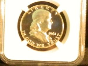 Click now to see the BUY IT NOW Price! 1961 FRANKLIN IN 69  CAMEO SUPER  CONDTION