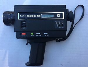 sankyo xl 40s super 8 mm sound cine movie