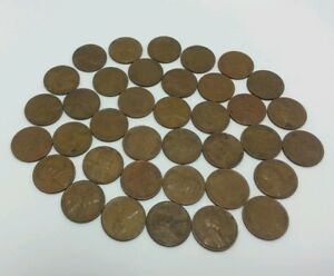 Click now to see the BUY IT NOW Price! 36.. 1944 SHELL CASE WORLD WAR II ERA LONDON WHEAT PENNIES 50  TO CHARITY