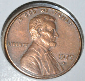 1979 D LINCOLN CENT