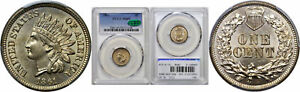 Click now to see the BUY IT NOW Price! 1861 INDIAN HEAD CENT PCGS MS 65 CAC