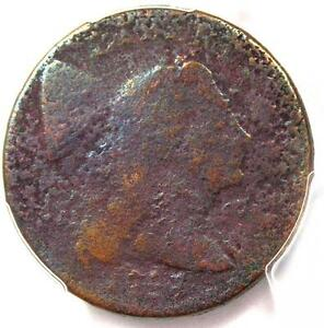 1794 HEAD OF 1794 S 31 LIBERTY CAP LARGE CENT 1C   PCGS VG DETAILS    PENNY