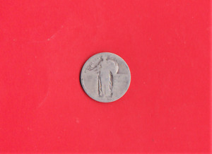 1927 S STANDING LIBERTY QUARTER KEY IN SERIES & HIGHLY EXPENSIVE 020