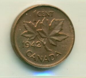 Click now to see the BUY IT NOW Price! ICCS CANADA 1942 1 CENT MS 65 RED XXM 522