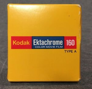 nos kodak ektachrome 160 type a color