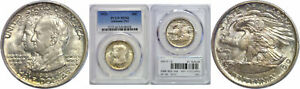 Click now to see the BUY IT NOW Price! 1921 ALABAMA 2X2 SILVER COMMEMORATIVE PCGS MS 66