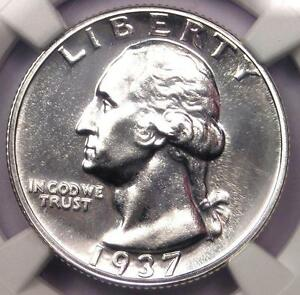 Click now to see the BUY IT NOW Price! 1937 PROOF WASHINGTON QUARTER 25C   NGC PR68  PF68    $14 000 GUIDE VALUE