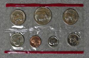 1980 D US MINT SET  LOT J312