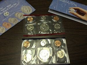 1991 US MINT SET IN ORIGINAL ENVELOPE. COINS ARE IN ORIGINAL MINT CELLO/ENVELOPE