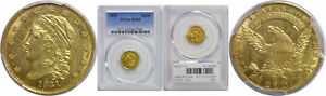 Click now to see the BUY IT NOW Price! 1831 $2 1/2 DOLLAR GOLD COIN PCGS MS 62