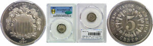 Click now to see the BUY IT NOW Price! 1867 RAYS SHIELD NICKEL PCGS PR 65