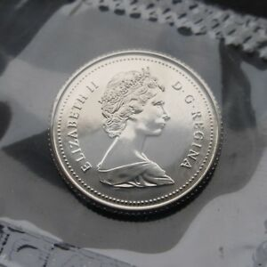CANADA   10 CENTS 1987   PROOF LIKE   MS    C687