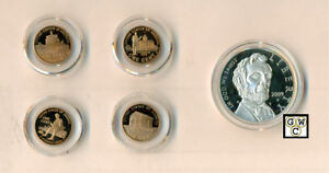 2009 UNITED STATES MINT LINCOLN COIN & CHRONICLES SET   OOAK