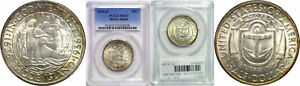 Click now to see the BUY IT NOW Price! 1936 D RHODE ISLAND SILVER COMMEMORATIVE PCGS MS 67