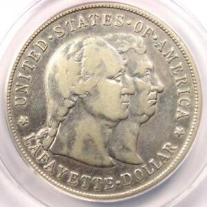 1900 LAFAYETTE SILVER DOLLAR $1   ANACS VF20 DETAILS    CERTIFIED COIN