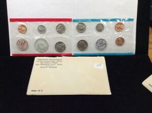 1968 US MINT SET WITH ORIGINAL MINT PACKAGING  QUANTITY OF 2 AVAILABLE