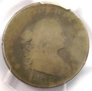 1806 DRAPED BUST QUARTER 25C   PCGS AG3    EARLY CERTIFIED COIN