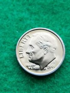 2006 S  ROOSEVELT DIME  UNCIRCULATED/CAMEO   PROOF   FREE SHIP