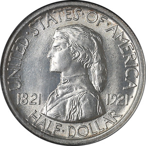 Click now to see the BUY IT NOW Price! 1921 MISSOURI COMMEM HALF DOLLAR NGC MS66  NICE LUSTER  NICE EYE APPEAL
