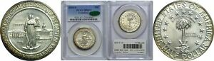 Click now to see the BUY IT NOW Price! 1936 S COLUMBIA SILVER COMMEMORATIVE PCGS MS 67  CAC