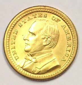 1903 MCKINLEY DOLLAR GOLD COIN  G$1    EXCELLENT CONDITION    COIN